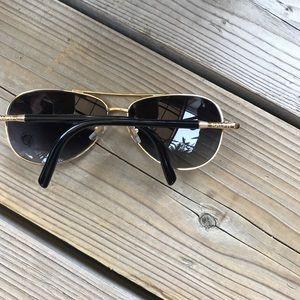 Ralph Lauren Accessories - Women's Ralph Lauren aviator sun glasses